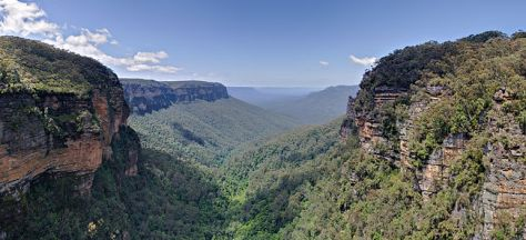 Blue mountains- recommended mountain walks in Sydney