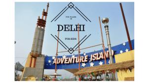 FUN PLACES IN DELHI