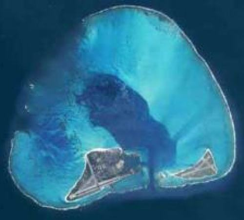 Midway Atoll Pacific Islands