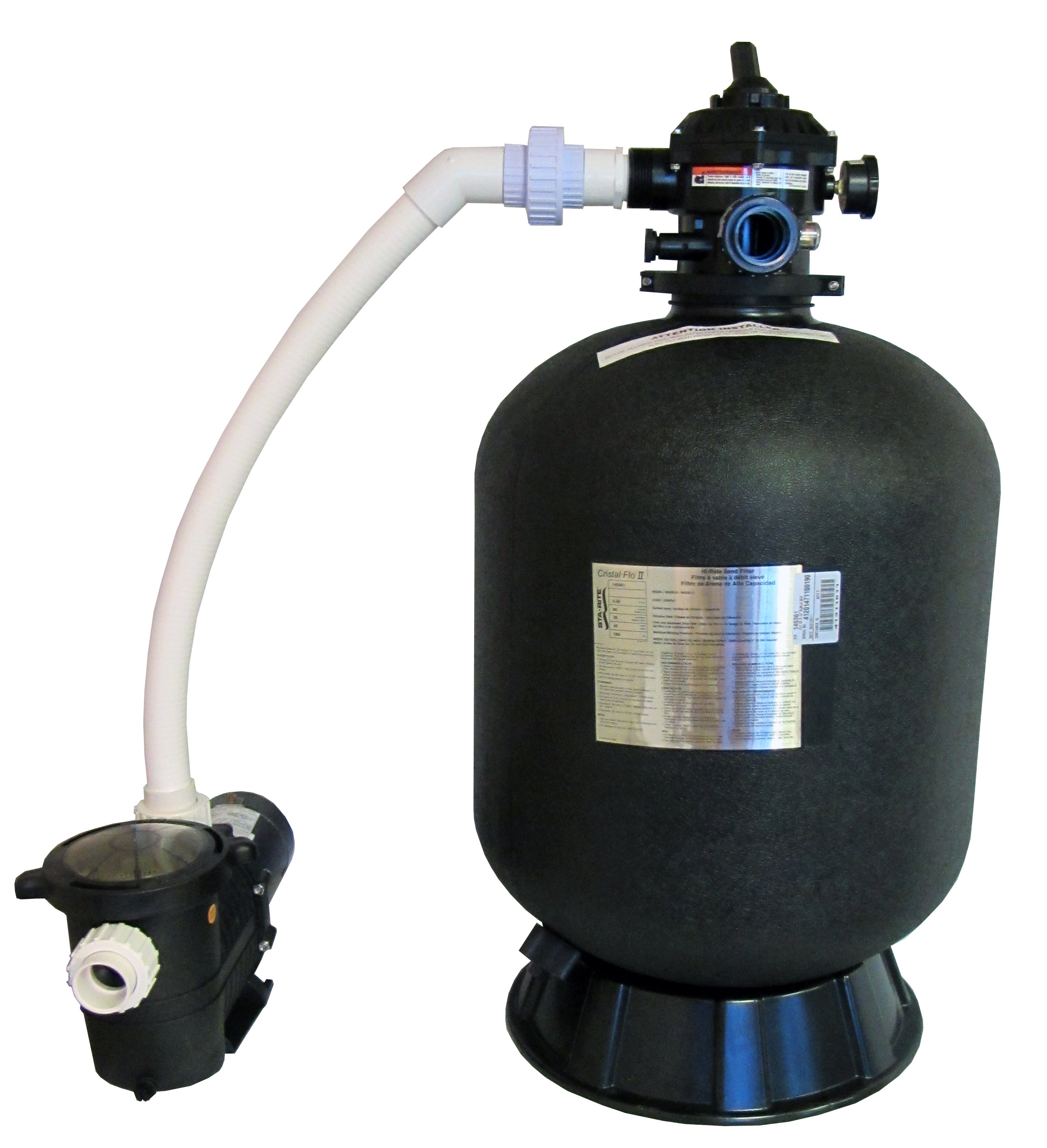 Pool Pumpe Und Filter Sta Rite In Ground Swimming Pool Sand Filter System With