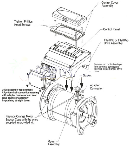 suncourtr variable speed control kit