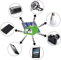 Portable Solar Lighting Kit: HKYH Solar Lighting Kit with ...
