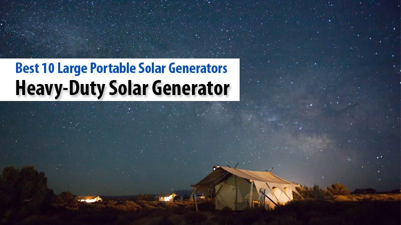 DIY Portable Solar Generator General Tutorial with Diagram
