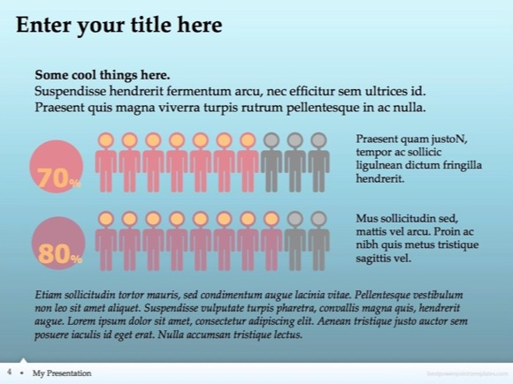 Nursing PowerPoint template - FREE!