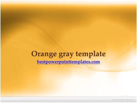 Orange-Gray-Powerpoint-Template-1