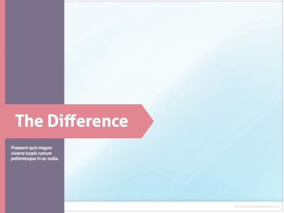 minimalist powerpoint template free 2 - free minimal powerpoint template