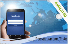 Facebook-PowerPoint-Template