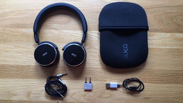 AKG N60 NC Wireless headphones
