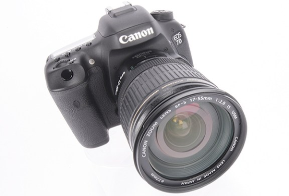 Canon EOS 7D Mark II Camera  Review