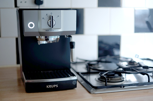 Krups XP5620 Coffee Machines  Review