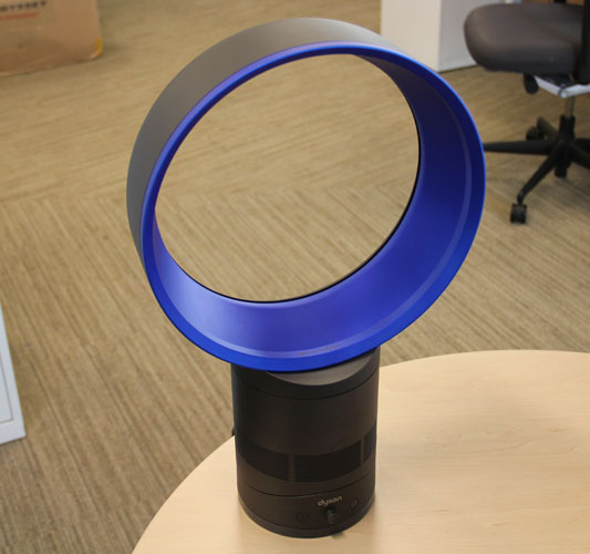Dyson Air Multiplier AM01 Review
