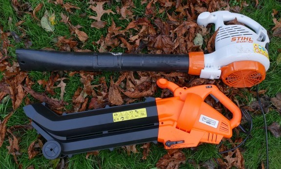 Woodfield TE0657 Garden Vac and Leaf Blower Garden Tools