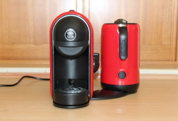 Lavazza Minu Caffe Latte Coffee Machines