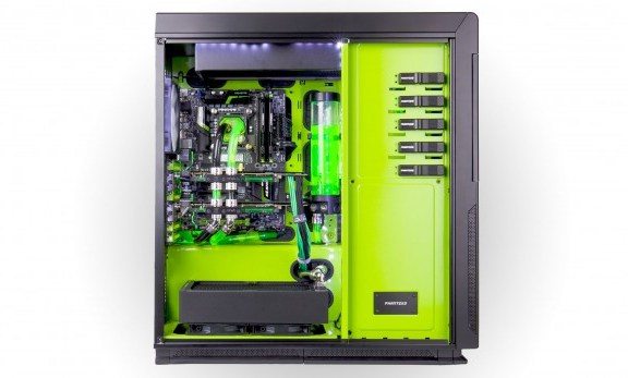 Overclockers Infin8 Toxicity PC