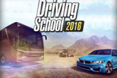 "No-Cost, Ultra-Realistic 3D ""Driving School 2016"" by Ovilex Soft Puts…"