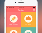 """Life Changing New App """"Paralign"""" is an Anonymous Journaling Platform…"""
