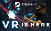 New Virtual Reality Station Lets Players Be Part of a Action during GLO…