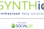 Social123 Announces Name Change and Launch of SynthCenter, a Data as a…