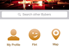 "Unique Neighborhood Discovery and Social Connection App ""Byber""…"