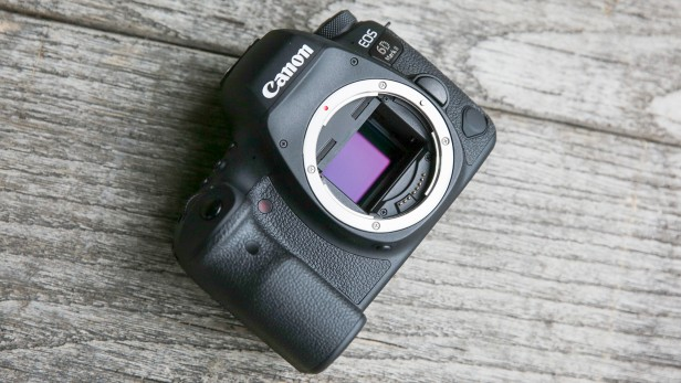 Canon EOS 6D Mark II Camera