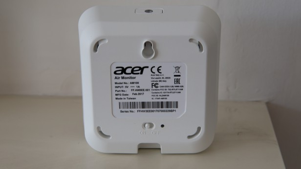 Acer Smart Air Quality Monitor Smart Home