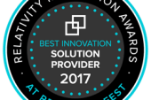 H5 Matter Intelligence Wins 2017 Relativity Innovation Award for Best…