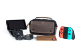 WaterField Reveals Nintendo Switch Case for an Arcade-Style Gaming…