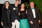 SOL VISTA Honored for Innovation during Bethesda Green 2017 Gala