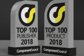 ComponentSource Announces 2018 Award Winners