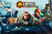 Hothead Games' Team-based Shooter, Hero Hunters, Launches Worldwide