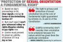 SC sets fast gait for conference on Section 377