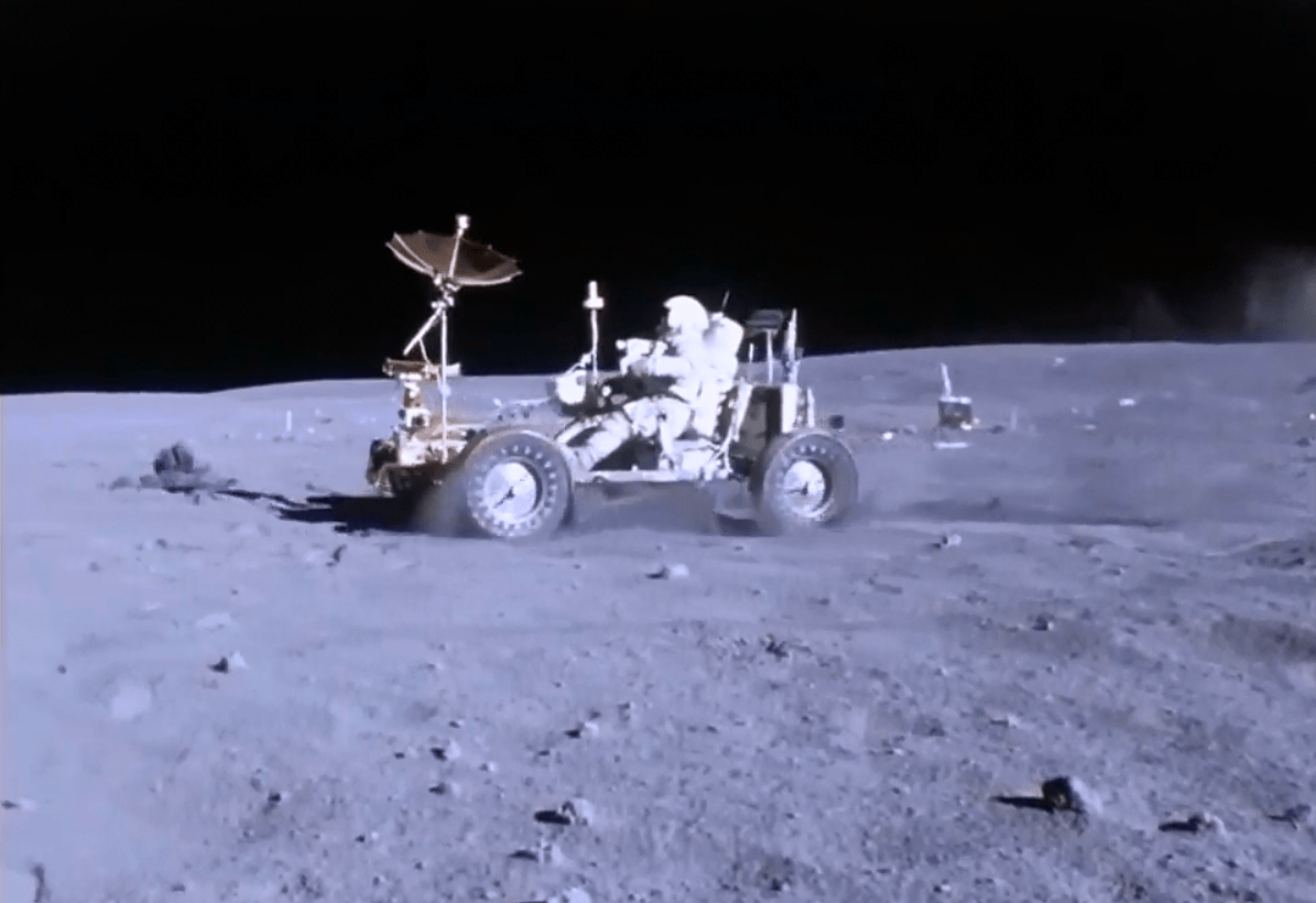 Moon Buggy Diy Eclipse Special Cars On The Moon Bestride