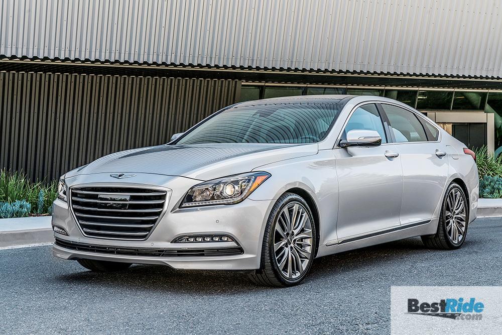 Blog Post SALES Hyundai\u0027s Genesis Division Debuts The G80 Over