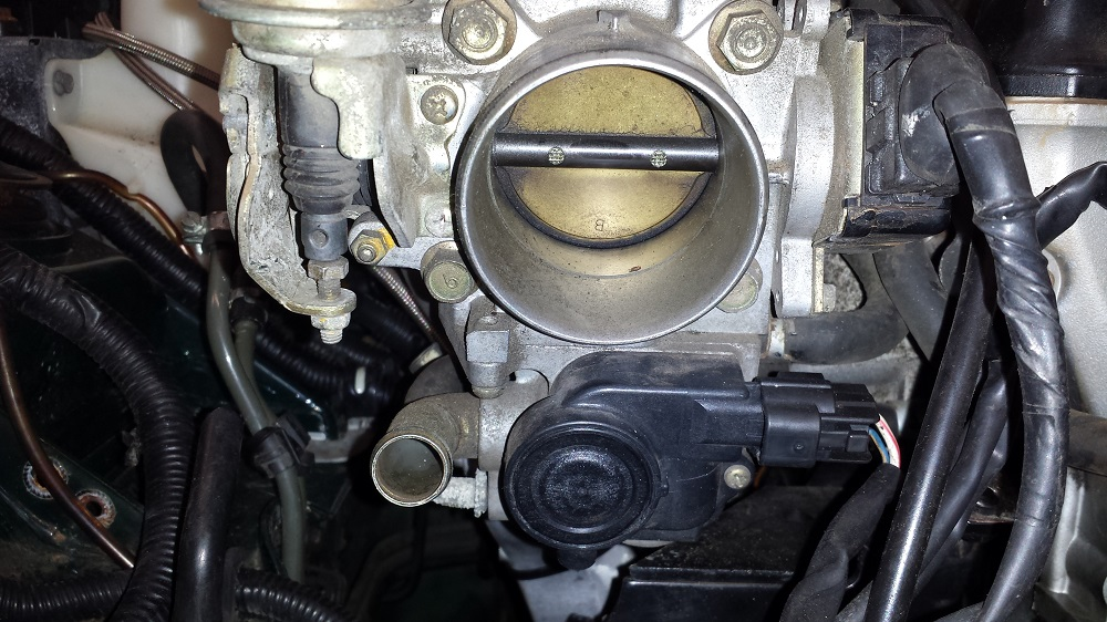 Where Is My Throttle Body and Why Does It Need Cleaning? BestRide