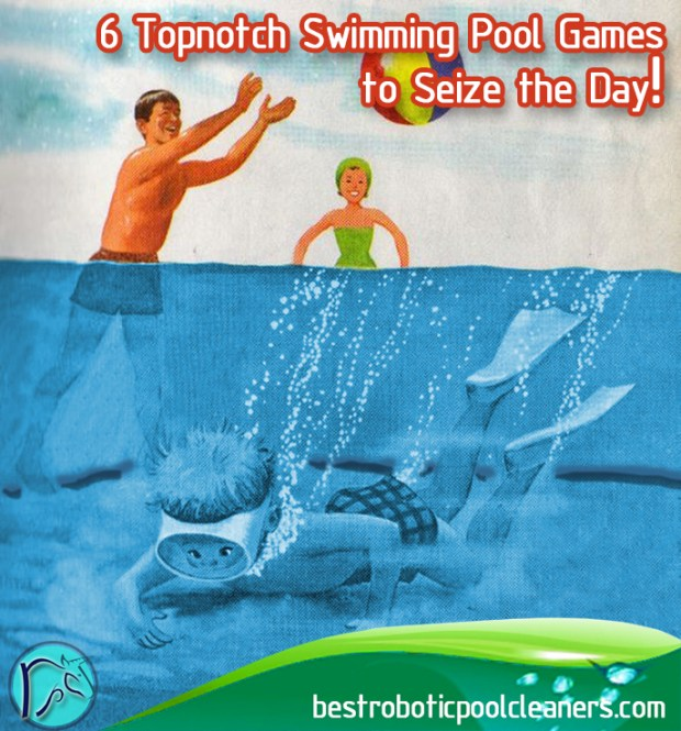 6 topnotch swimming pool games to seize the day for Chicken in swimming pool