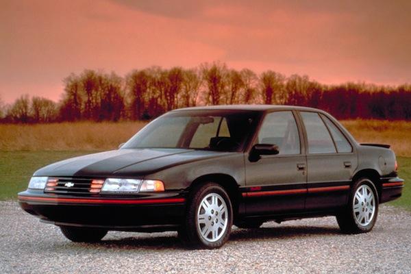 Chevrolet Lumina USA 1990