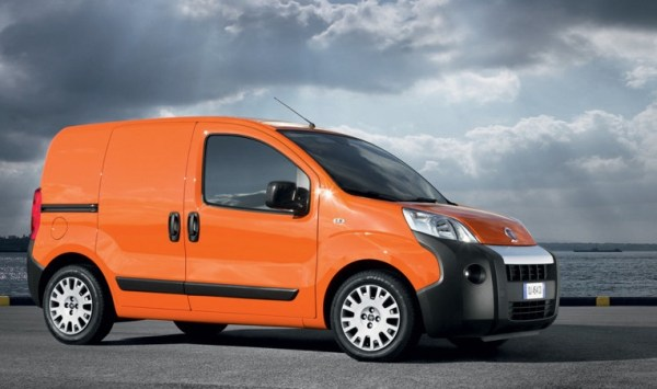 Fiat Fiorino Turkey November 2015
