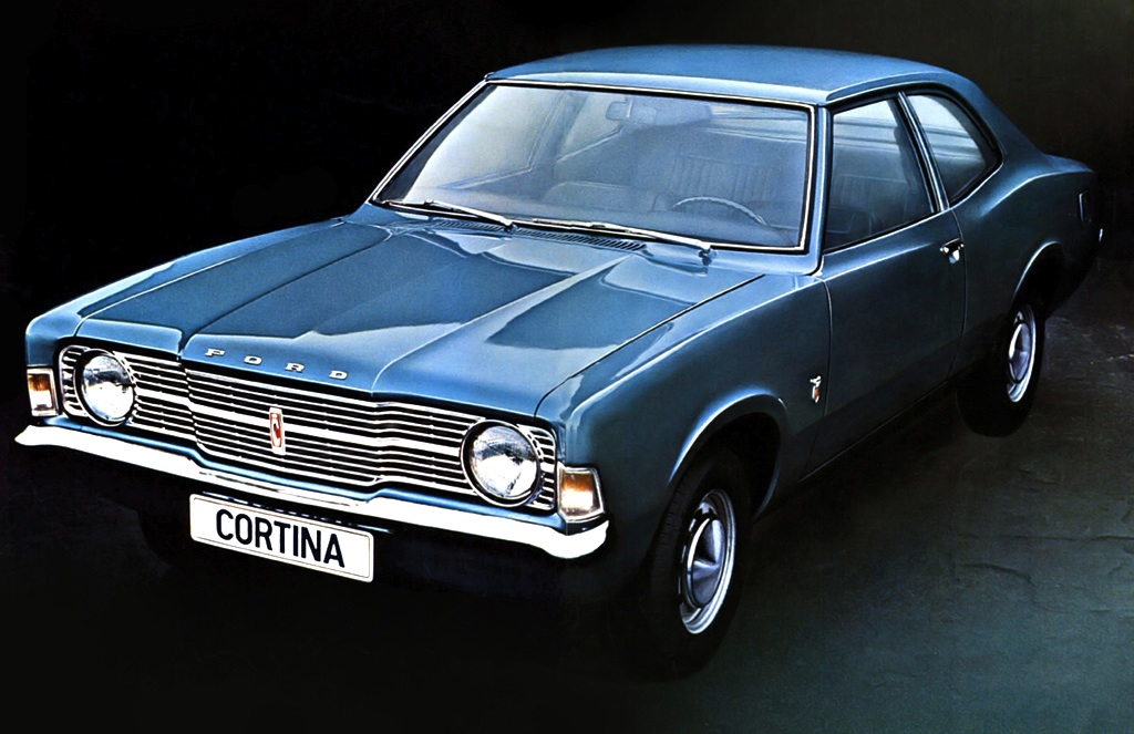 Ford Remote Access >> UK 1972-1973: Ford Cortina best seller | Best Selling Cars Blog