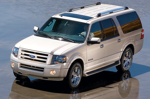 Ford Expedition Saudi Arabia 2012