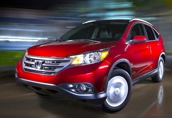 Honda CR-V World August 2013