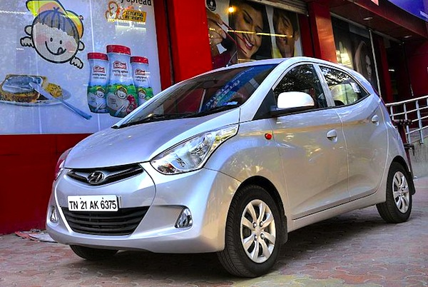 Hyundai Eon World June 2012