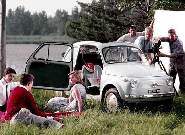 Fiat 500 Italy 1957