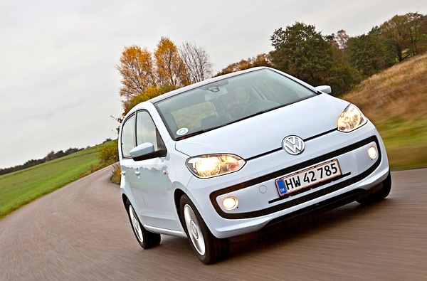 VW Up! Denmark 2015