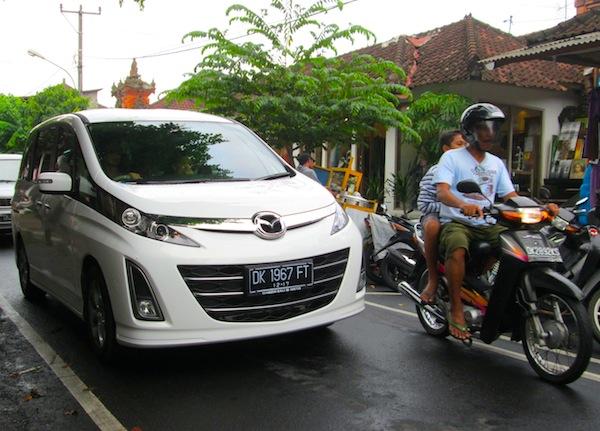 Mazda Biante Indonesia 2014