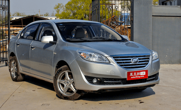 Lifan 720 China January 2013. Picture courtesy of auto.ifeng.com