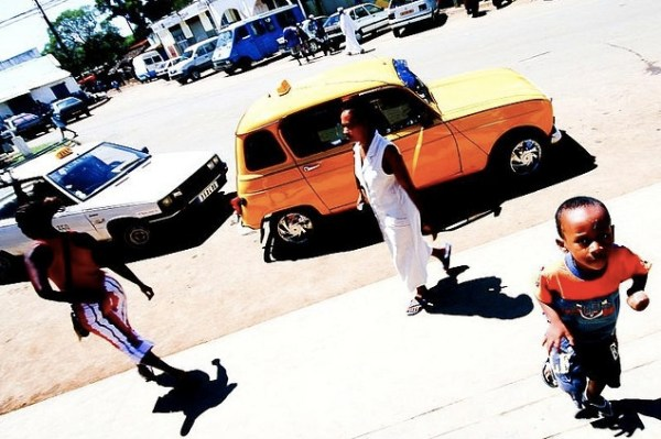 Madagascar street scene. Picture by Angelo M, all rights reserved.