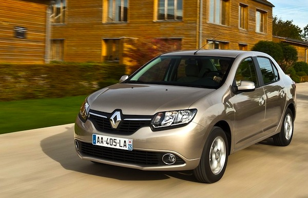 2013 Renault Symbol Tunisia 2012