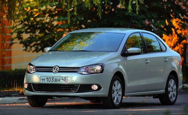 VW Polo Malaysia 2012