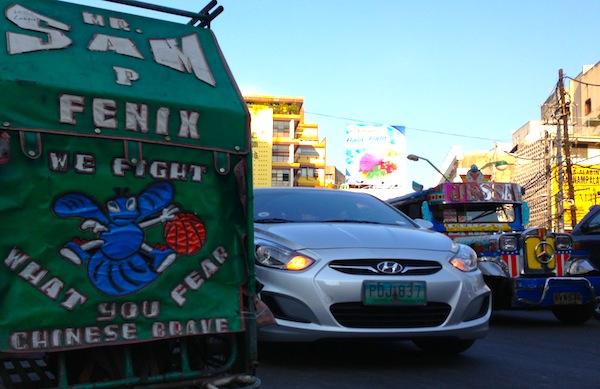 Hyundai Accent Philippines April 2013