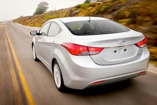 Hyundai Elantra Gulf June 2013